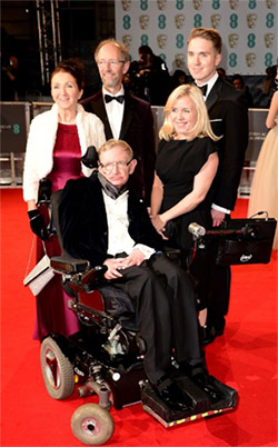 Get to know Stephen Hawking's Family life